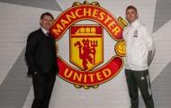 'Việc bổ nhiệm Murtough và Fletcher chỉ là sắp xếp mang tính nội bộ của Man United'