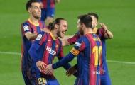 'Penalty ma' xuất hiện, Messi cùng Griezmann lập 2 siêu phẩm giã nát đối thủ