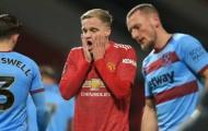 Rời Man Utd, đâu là bến đỗ lý tưởng cho Van de Beek?