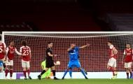 Thua Olympiacos, 3 ngôi sao Arsenal để lại hình ảnh 'nhói lòng'