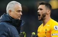 Hugo Lloris mất niềm tin vào chiến thuật phòng ngự tiêu cực của Mourinho?