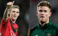 Fletcher ra tay, Man Utd tìm ra đối tác hoàn hảo cho Maguire