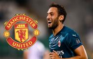 Thương vụ chiêu mộ sao Milan của Man United 'có biến'