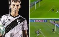 Bùng nổ, 'ngọc quý' được Barca theo đuổi phá kỷ lục của Pele ở tuổi 16
