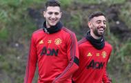 Hé lộ tác nhân 'ủng hộ' Dalot rời Man United vào năm ngoái
