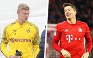 Không chỉ Haaland và Lewandowski, Bundesliga còn có một 'cỗ máy săn bàn' khủng khiếp khác