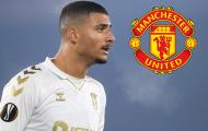 Man United tìm phương án dự phòng cho hàng thủ: 'Máy chém' vào tầm ngắm