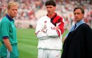 Van Basten nêu lý do từ chối đến Barca với Johan Cruyff