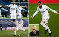Hóa ra, Zidane lại chiến thắng ở Real với 'chiêu thức' này!