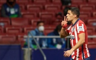 Suarez sắc lẹm, Atletico thắng hú vía nhờ 'bàn tay vàng'