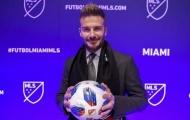Beckham tự tin chiêu mộ cả CR7, Messi và Neymar