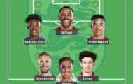 Đội hình những ngôi sao khủng không được tuyển Anh triệu tập