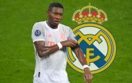 """Lót tay 20 triệu euro, Real đạt thỏa thuận với """"kẻ thay thế Ramos"""""""