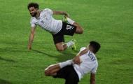 Tạm gạt gánh nặng ở Liverpool, Salah rạng rỡ khi về đội tuyển