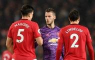 3 cầu thủ đá kém hiệu quả trong thành phần Man Utd mùa giải này