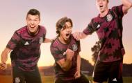 Tuyển Mexico tung mẫu áo đấu mới đẹp không tưởng
