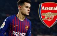 Chiêu mộ 'bom xịt 145 triệu' Barca, Arsenal phải trông chờ tương lai 1 người