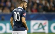 Đội hình cực khủng không được tuyển Pháp triệu tập