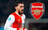 Mục tiêu chuyển nhượng báo tin vui cho Arsenal