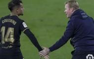 Sau Dembele, xuất hiện thử thách khó nhằn cho Koeman tại Barcelona
