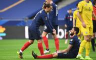 'Tự hủy' trong hiệp 2, ĐT Pháp đánh rơi chiến thắng trước Ukraine trên sân nhà