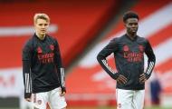 Tuyển Anh ra thông báo, Arsenal hứng chịu đòn giáng bên cạnh Odegaard