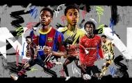 Top 10 tài năng trẻ hay nhất thế giới hiện nay: Thần đồng Barcelona số 1