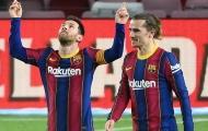 'Barca đã đầu tư vào Griezmann và không còn tiền để dành cho tôi'