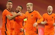 Đội hình ĐT Hà Lan đấu Latvia: 'Hàng hớ' Man Utd xuất trận?