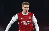 Chỉ mất 26 triệu bảng, Arsenal tìm ra phương án thay Odegaard