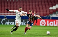 Man Utd 'méo mặt' vì thương vụ chiêu mộ Marcos Llorente