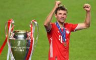 Muller bất ngờ ẩn ý về khả năng chia tay Bayern Munich
