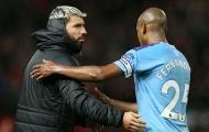 Man City chia tay Sergio Aguero và 1 công thần khác vào mùa Hè