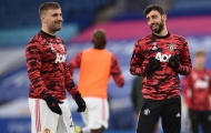 5 ngôi sao Man United xuất sắc nhất mùa giải 2020/2021