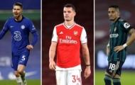 Top 10 màn trình diễn tốt nhất EPL: 'Máy đếm nhịp' Chelsea thống trị; tuyệt vời Luke Shaw