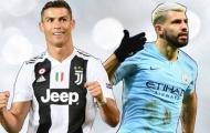 Điều gì sẽ xảy ra nếu Aguero gia nhập Juventus?