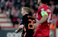 Chấm điểm Van de Beek trong ngày Hà Lan thắng hủy diệt