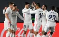 'Gã khồng lồ' của Real tự tin đánh chiếm cú đúp danh hiệu cùng Zidane