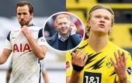 Haaland hay Kane, Scholes đã chọn ra cái tên Man Utd nên chiêu mộ