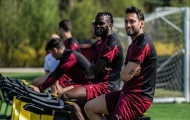 NHM Milan phát cuồng với cơ bắp cuồn cuộn của Ibrahimovic