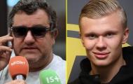 Raiola thăm dò cả châu Âu: Khó cho Barca; Man Utd gạt bỏ sĩ diện?