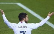 Sau tất cả, Salah nói lời thật lòng về Hazard