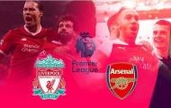 Đội hình kết hợp Arsenal - Liverpool: Không Mane; Odegaard chắc suất