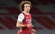 Thua thảm Liverpool, Arsenal hứng thêm cú sốc từ David Luiz