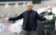 'Đó không phải là điều thường thấy ở Jose Mourinho'