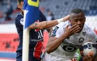 Neymar nhận thẻ đỏ, PSG thua Lille, mất luôn ngôi đầu