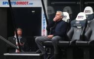 10 thống kê đáng chú ý sau trận Newcastle 2-2 Tottenham: Mourinho thực sự đã hết thời