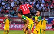 Anh Đức ghi bàn trận thứ 3 liên tiếp, CLB Long An leo lên top 2 BXH