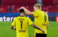 XONG! 'Sếp bự' Dortmund làm rõ chuyện đi ở của Haaland - Sancho