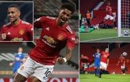 Hạ Brighton, Man Utd phát hiện ra cái tên không thể ngăn cản